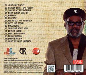 Bunny Rugs CD