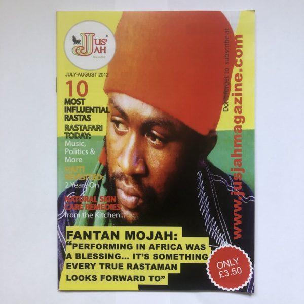 Jus Jah Magazine Issue 3