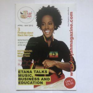 Jus Jah Magazine Issue 2