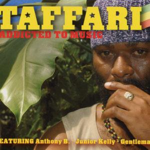 Taffari Addicted To Music CD