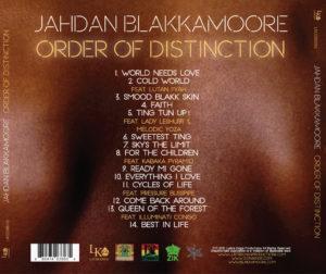 Jahdan Blakkamore Order Of Distinction