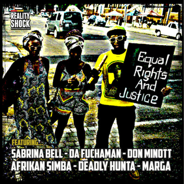 Equal Rights And Justice Riddim CD