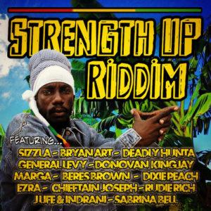 Strength Up Riddim CD