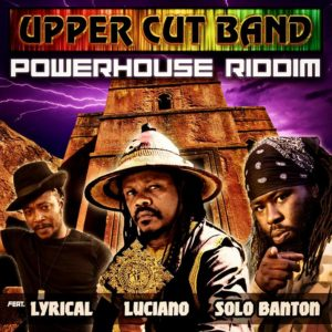 Powerhouse Riddim CD