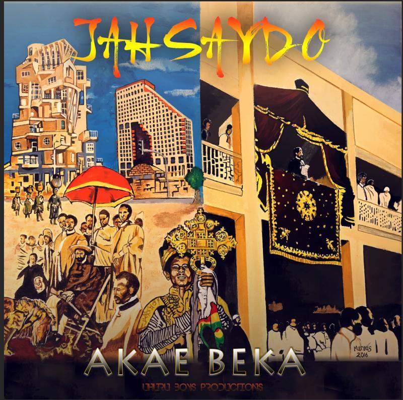 Akae Beka JahSayDo Press Release