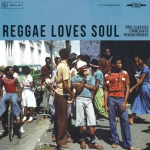 """Reggae Loves Soul 12"""" Vinyl"""