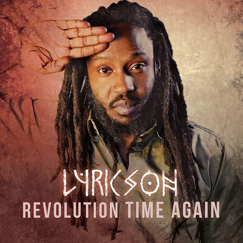 Lyricson Revolution Time Again CD