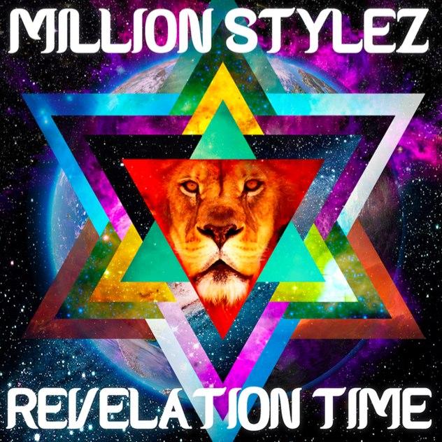 Million Stylez Revelation Time CD