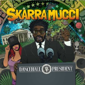 Skarra Mucci Dancehall President CD