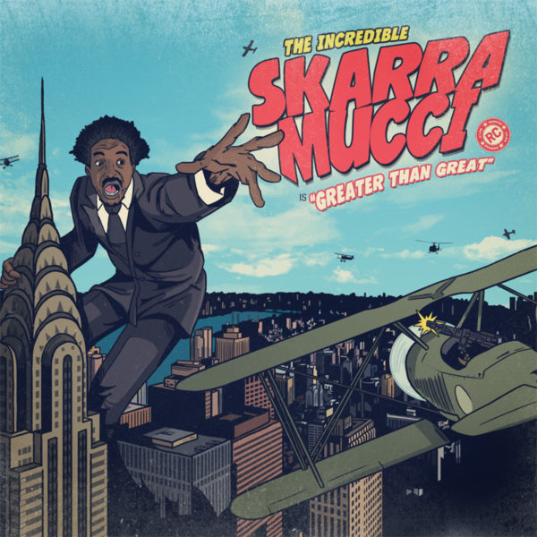 Skarra Mucci Greater Than Great CD