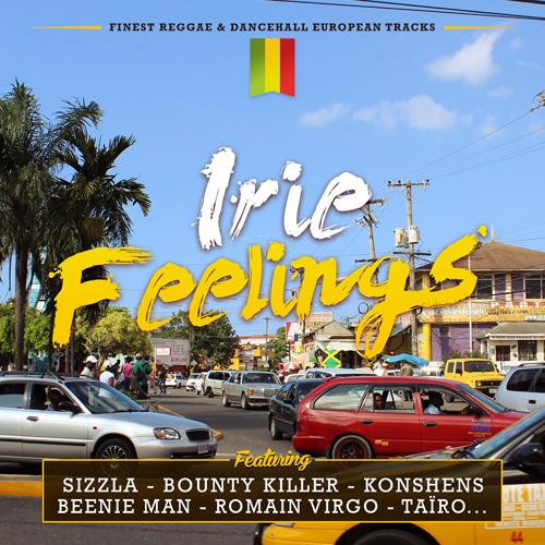 Irie Feelings CD