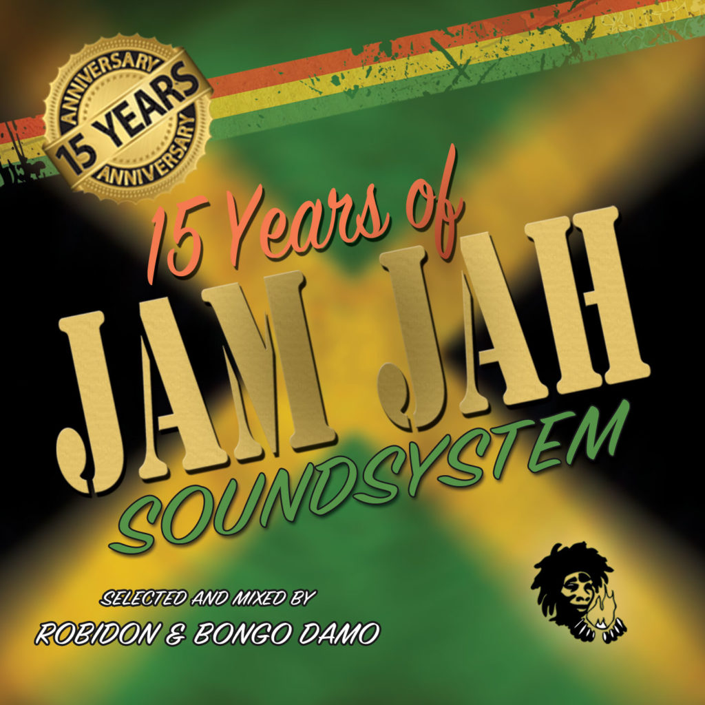 Jam Jah Soundsystem 15 Years Mixtape