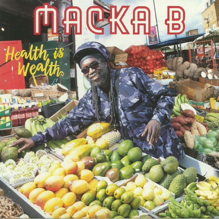 "Macka B Health Is Wealth 12"" Vinyl"