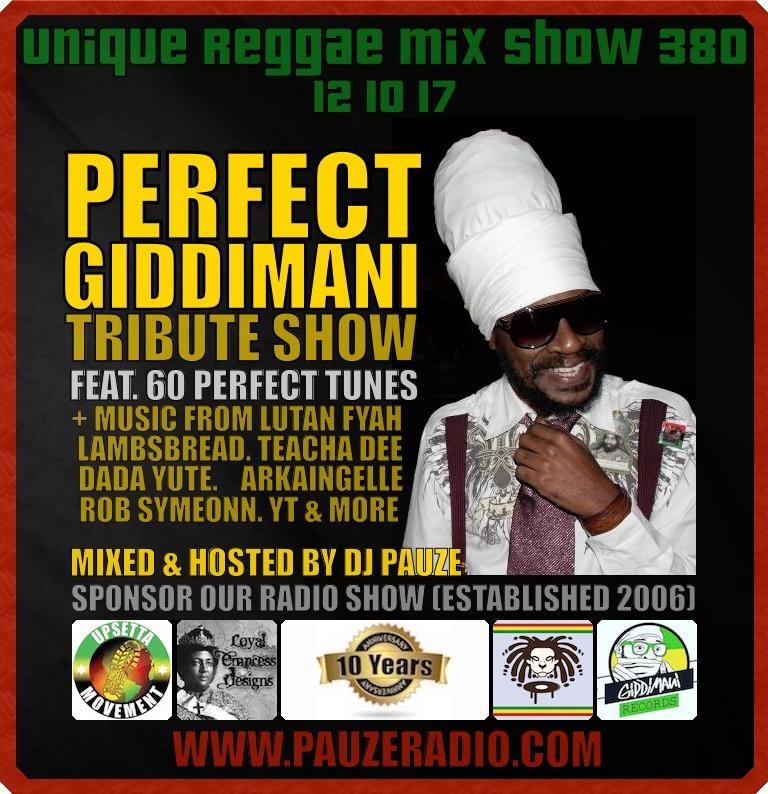 Perfect Giddimani Tribute