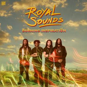 Royal Sounds Burning Inspiration 12 vinyl