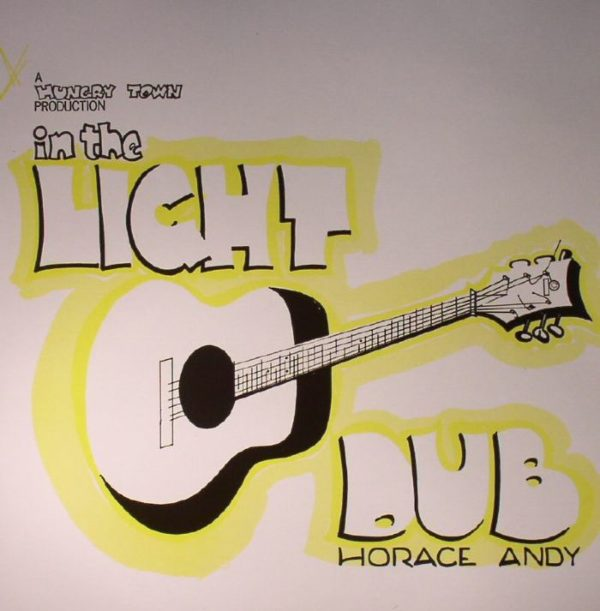 Horace Andy In The Light Dub 12 vinyl