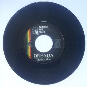 """Murray Man Dreada 7"""" vinyl"""