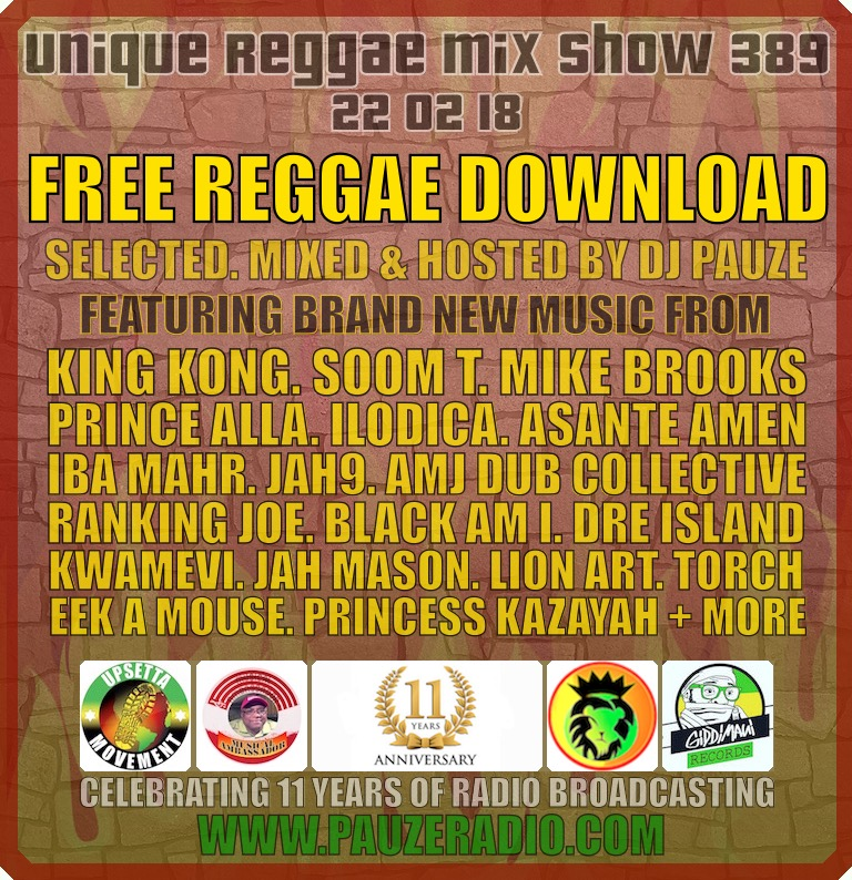 Free Reggae Download 2018