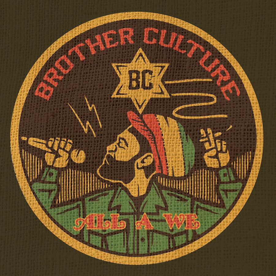 Brother Culture All A We 12 vinyl lp