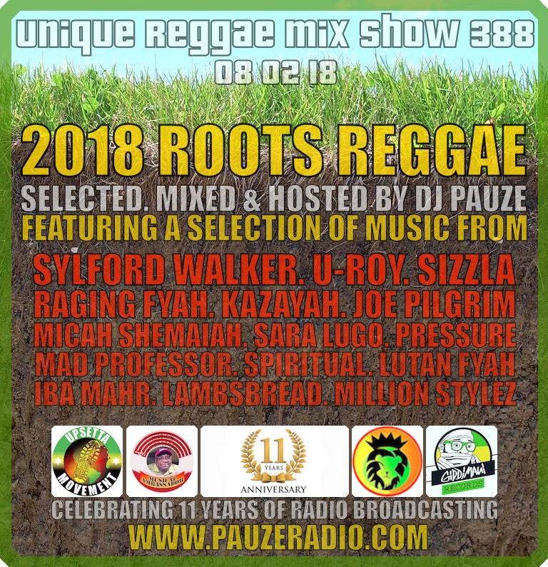 2018 Roots Reggae