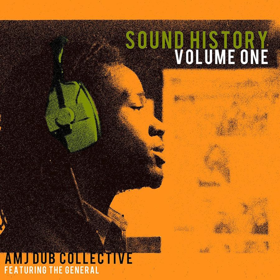AMJ Dub Collective Sound History Volume One 12 Vinyl