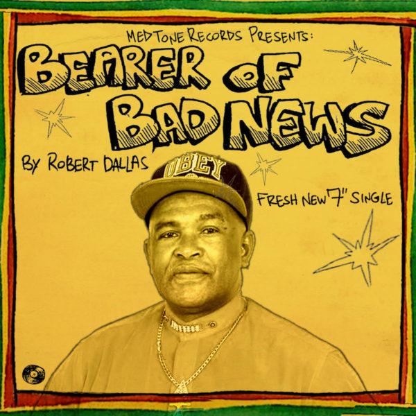 Robert Dallas - Bearer Of Bad News vinyl