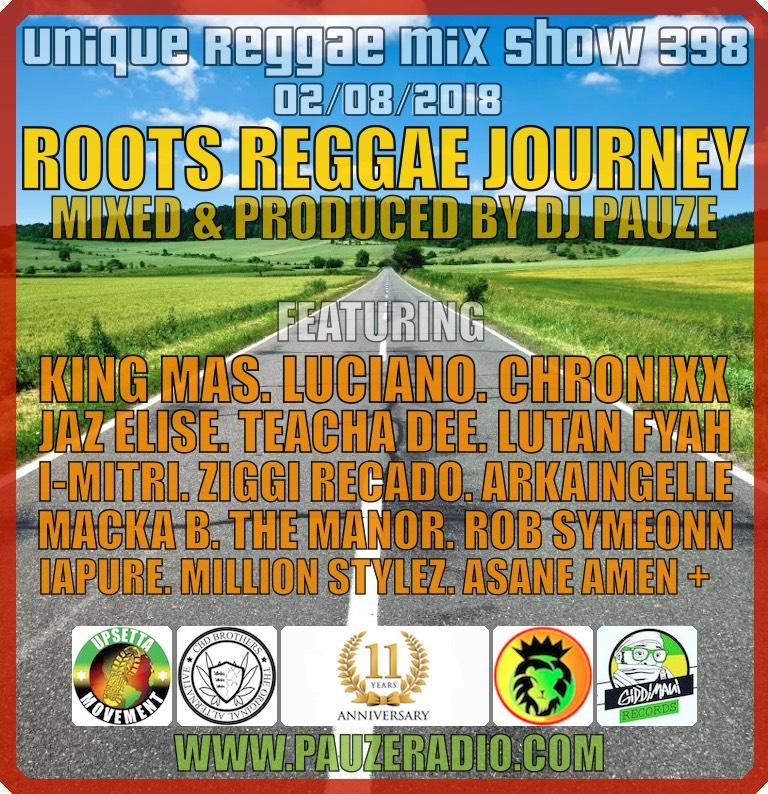 2018 Roots Reggae Journey