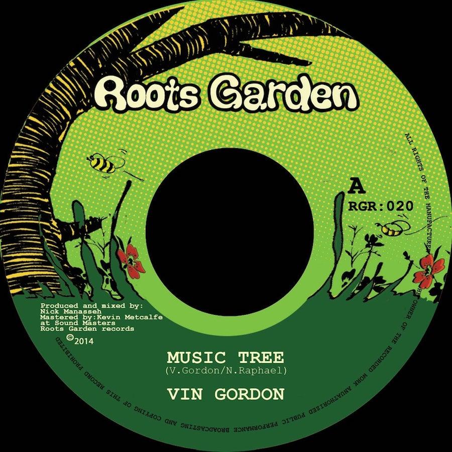 Vin Gordon Music Tree 7 vinyl