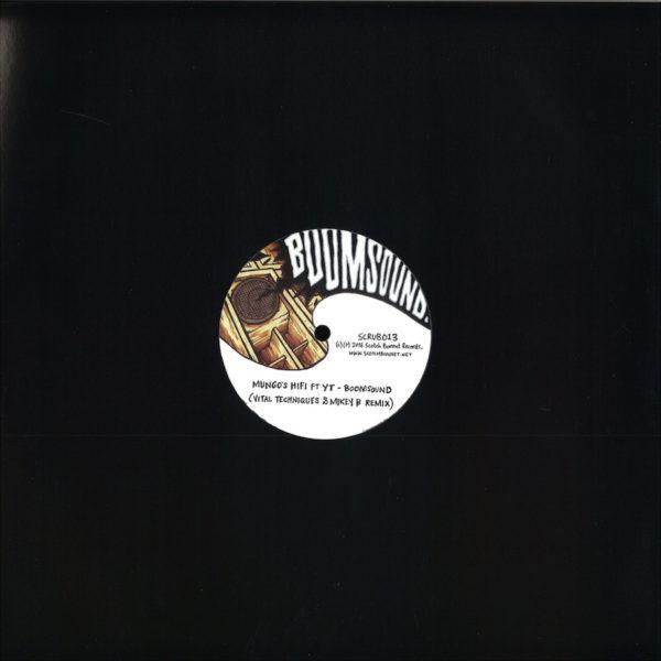 YT Boomsound 12 vinyl