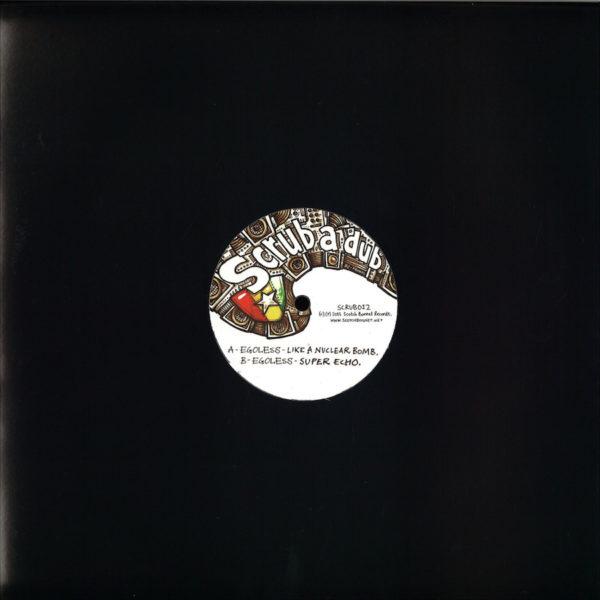 Egoless Like A Nuclear Bomb 12 vinyl