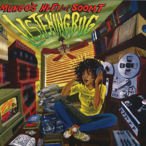Soom T Listening Bug EP12 vinyl