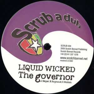 The Governor Liquid Wicked 12 vinyl