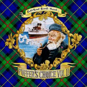 Scotch Bonnet Presents Puffers Choice Vol 2 12 vinyl lp