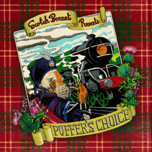 Scotch Bonnet Presents Puffers Choice 12 vinyl lp