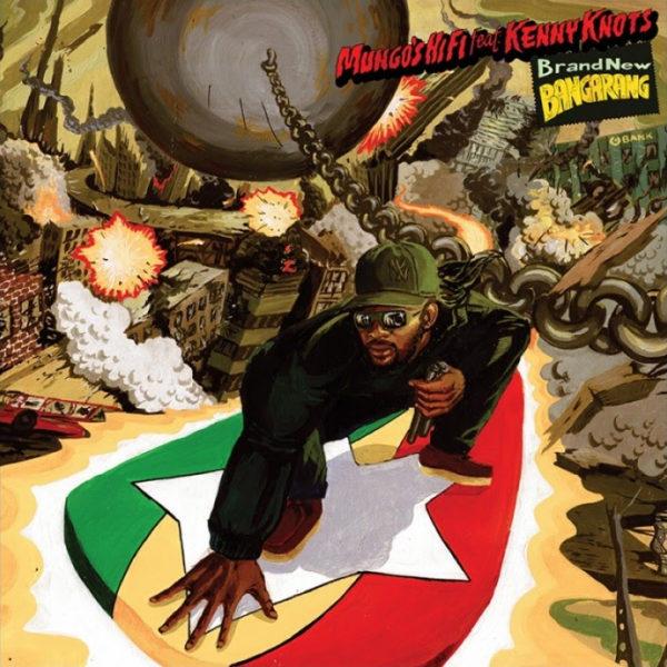 Kenny Knots Brand New Bangarang 12 vinyl lp