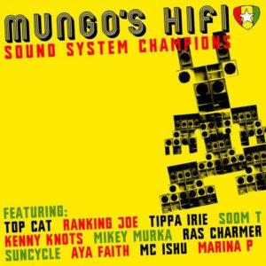 Mungos Hifi Sound System Champions 12 vinyl lp