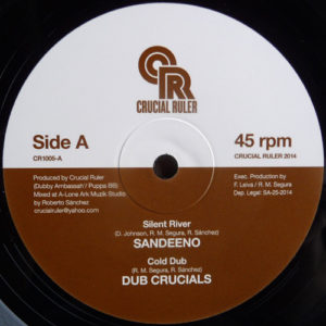 Sandeeno Silent River 10 vinyl