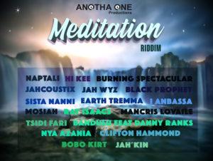 Meditation Riddim 2019 Press Release