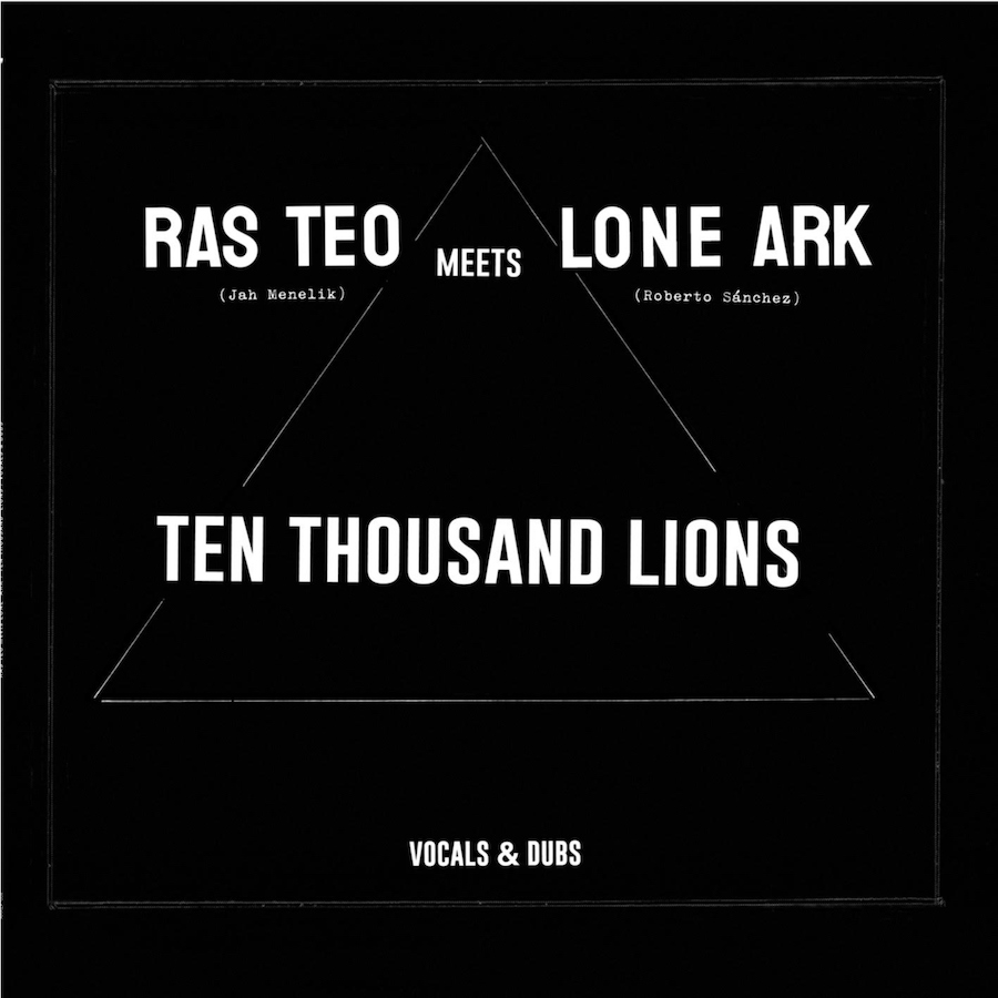 Ras Teo Meets Lone Ark Ten Thousand Lions