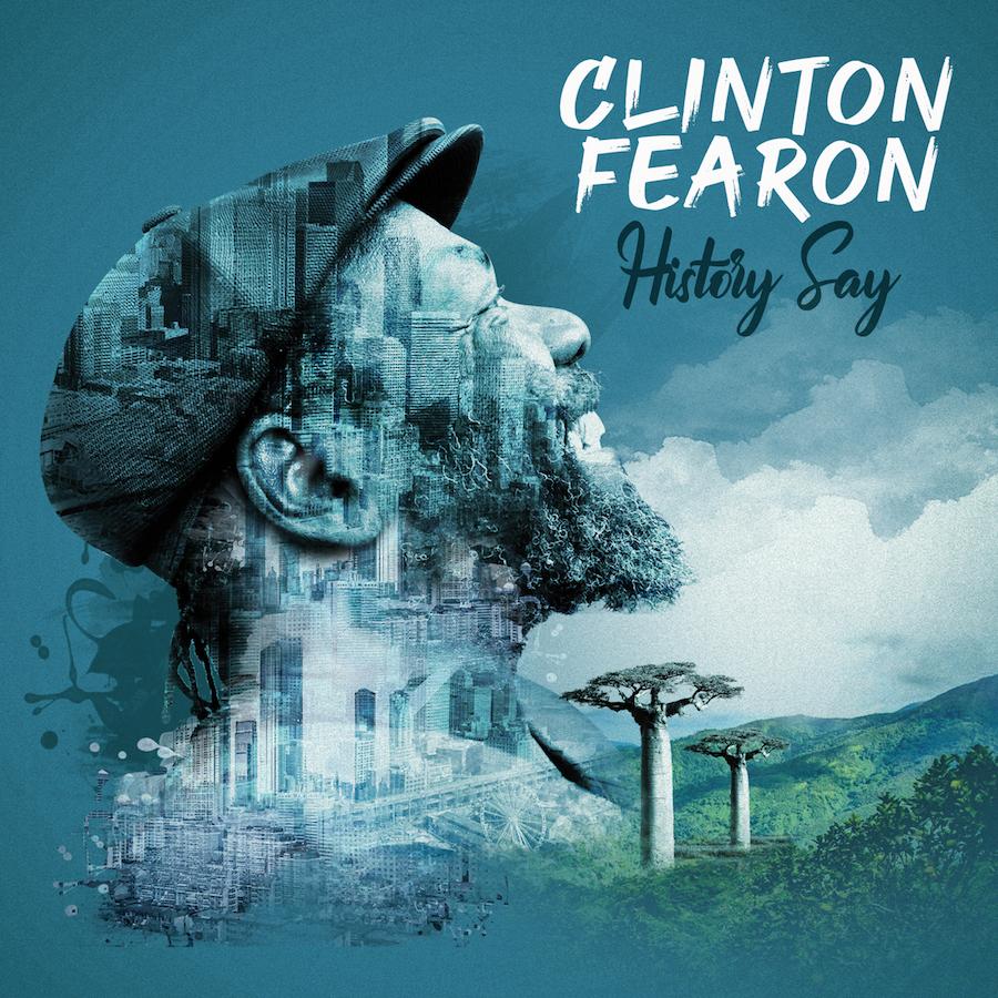 Clinton Fearon History Say Press Release