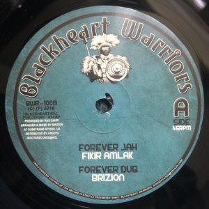 Fikir Amlak Forever Jah 10 vinyl