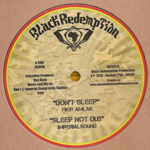 Fikir Amlak Don't Sleep 10 vinyl