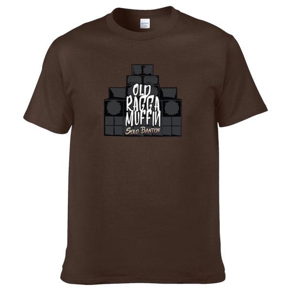 Solo Banton Old Raggamuffin T-Shirt Brown