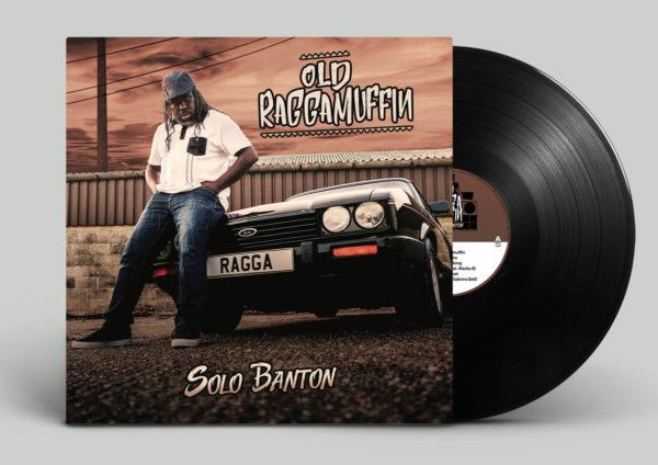 Solo Banton Old Raggamuffin vinyl