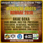 Mystical Roots Reggae 2019