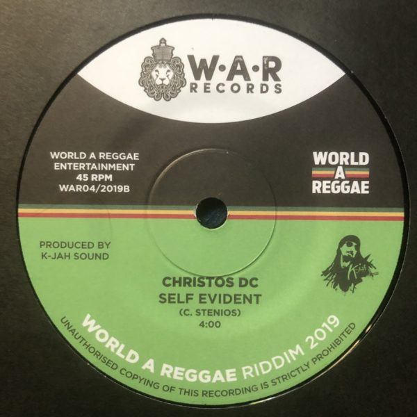 Christos DC Self Evident 7 vinyl