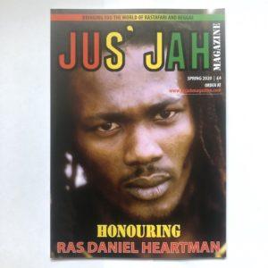 Jus Jah Magazine Spring 2020