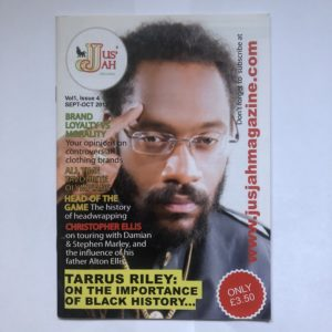 Jus Jah Magazine Issue 4