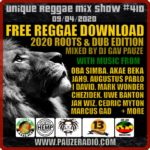 Free Reggae Download 2020 Roots & Dub Edition