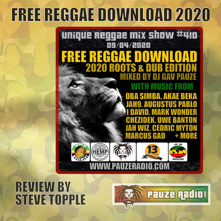 Free Reggae Download 2020 Press Release